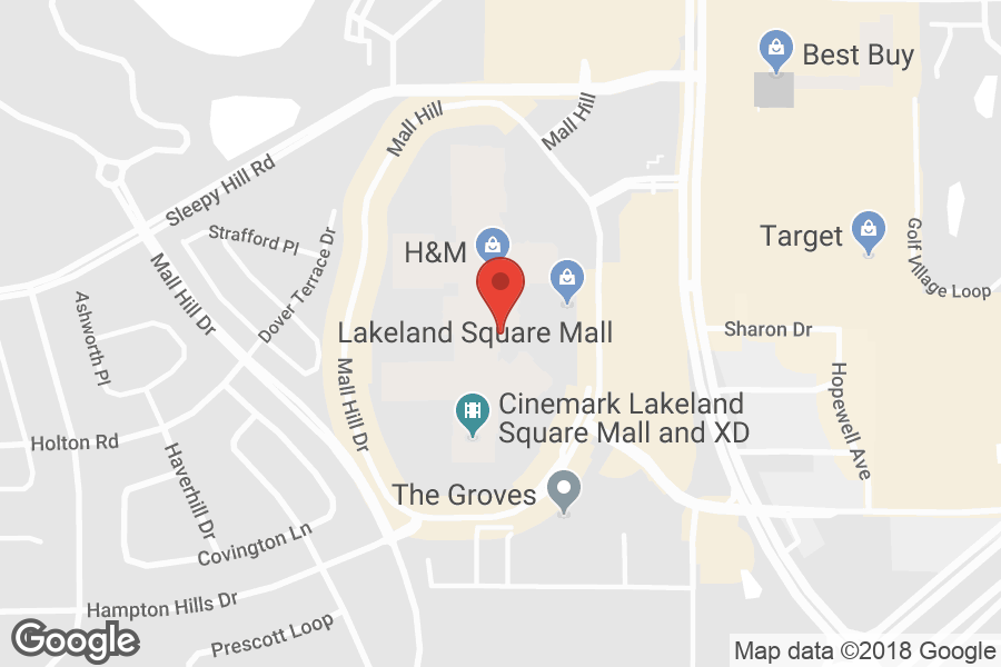 Map of Lakeland Square Mall - Click to view in Google Maps